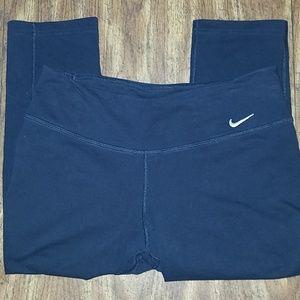 Nike capris size medium Dri-Fit. Like new